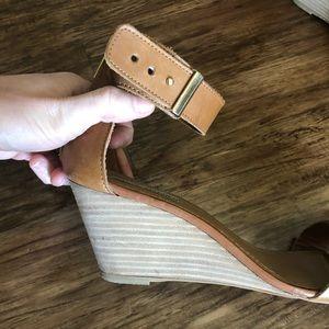 d7880320970 Steve Madden Shoes - Steve Madden Narissaa Ankle Strap Wedge Sandal